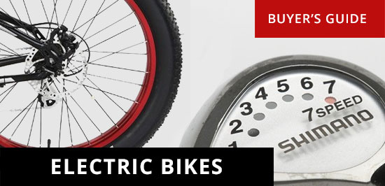 Best 5 Electric Bicycles of 2018