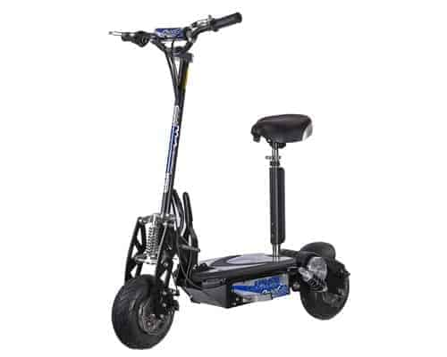 The 1000W 36V UberScoot by EvoPowerboards