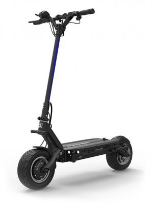 the most powerful dual motor scooter
