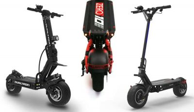 Fastest Available Electric Scooters Today