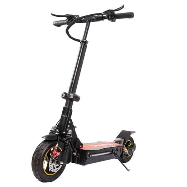 Top 5 Electric Scooters Of 2018 Listed By Top Speed