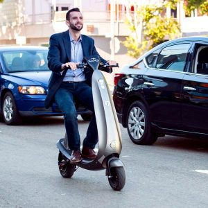 California street legal scooter - OjO Electric