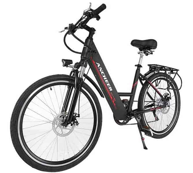 affordable urban commuter bike