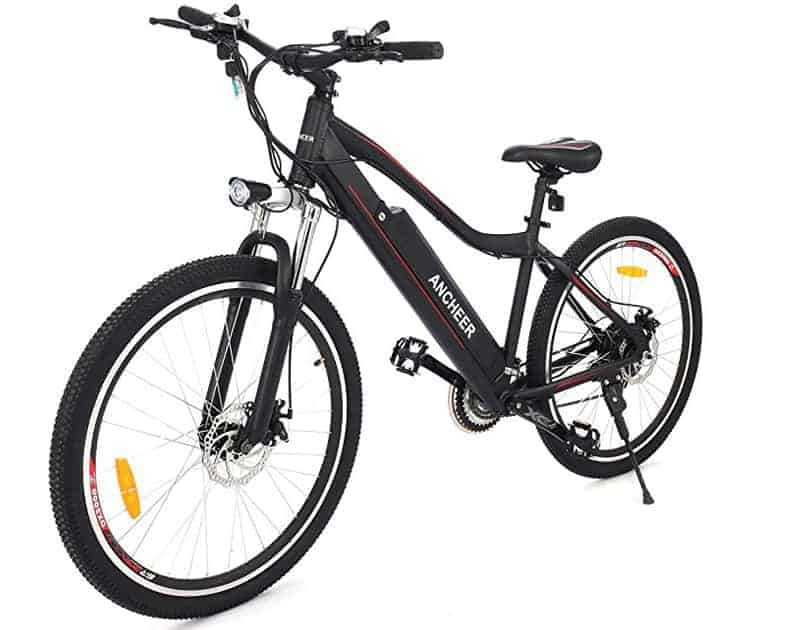 Ancheer 2018 Electric Bikes Reviews 1 Ride Two Wheels