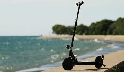 glion dolly review portable electric scooter