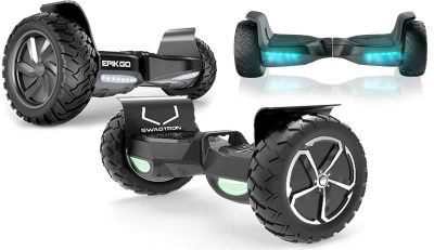 self balancing boards for off road