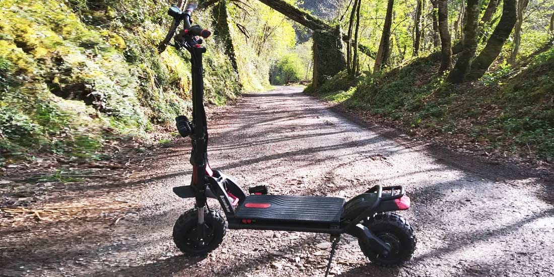 Off-Road adventure with Kaaboo Wolf Warrior 11