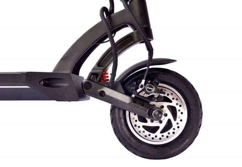 Mantis Electric Scooter 1 Ride Two Wheels