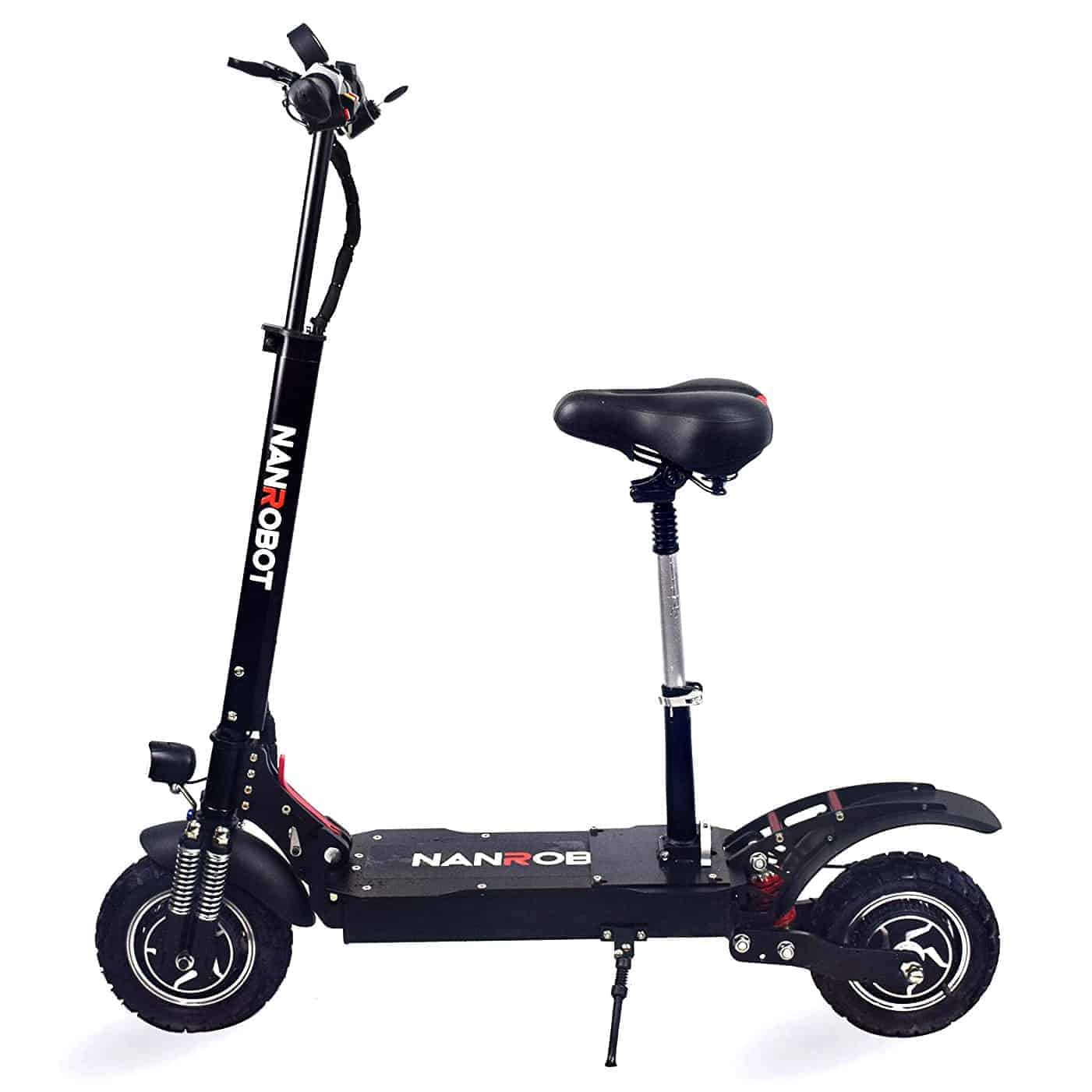 Nanrobot Scooter with Seat