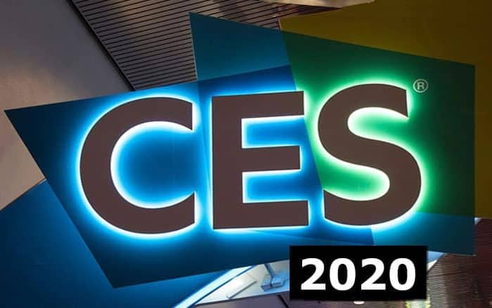 New electric scooters on Consumer Electronics Show 2020