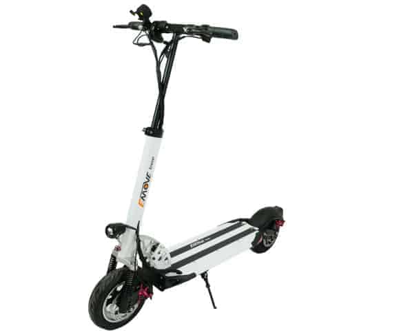Long Range Electric Scooters 1 Ride Two Wheels