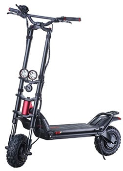 wolf warrior 11 - off road long distance